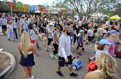 Melanoma Walk 2014/ UA Skin Cancer Center