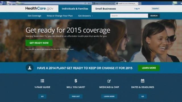 Healthcare.Gov Website