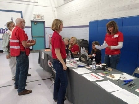 American Red Cross Event Largest Install Of Smoke Alarms In Ariz