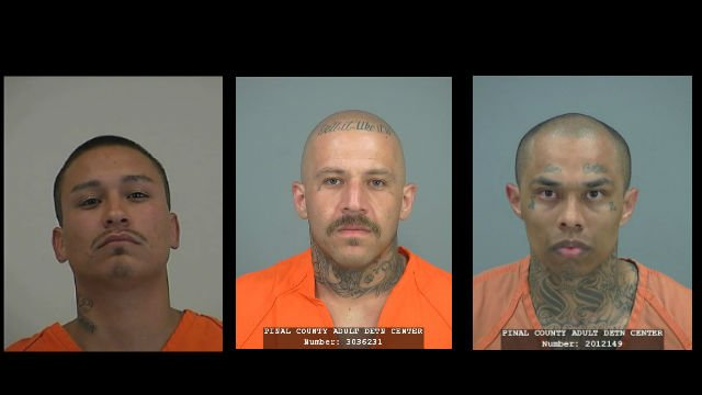 Adult Detention Home - Pinal County
