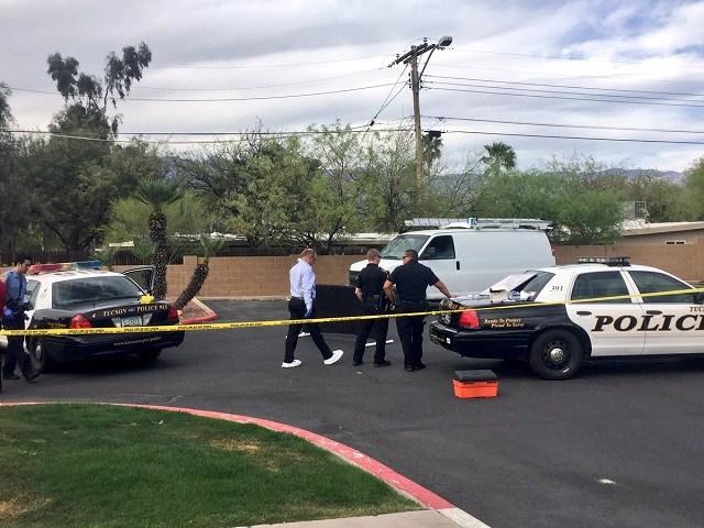Victim And Suspect Identified In Apartment Complex Homicide Kvoa Tucson Arizona