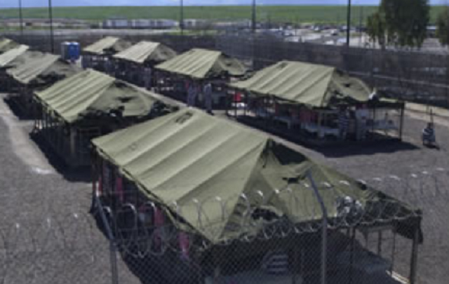 Tent City (Photo abouttentcity.com) & Crews have started to dismantle Arpaiou0027s infamous tent city jai ...
