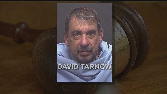 Tucson - Former Pima County Detective David Tarnow was sentenced today to  four and a half years in prison.