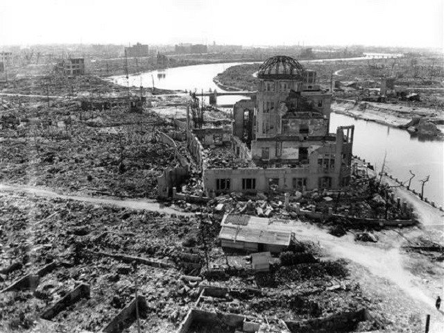 "HIROSHIMA, Japan — Hiroshima's appeal of ""never again"" on the 72nd anniversary Sunday of the world's first atomic bomb attack has gained urgency as North ..."