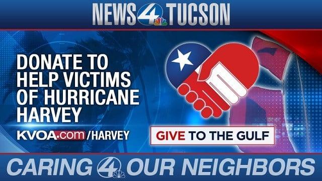 Kvoa Com Tucson >> Update Kvoa Parent Company Raise More Than 260k For Harvey Vi