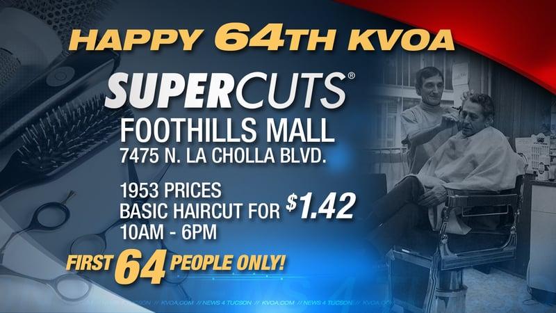 Kvoa Celebrates Its 64th Anniversary Kvoa Kvoa Tucson Arizona