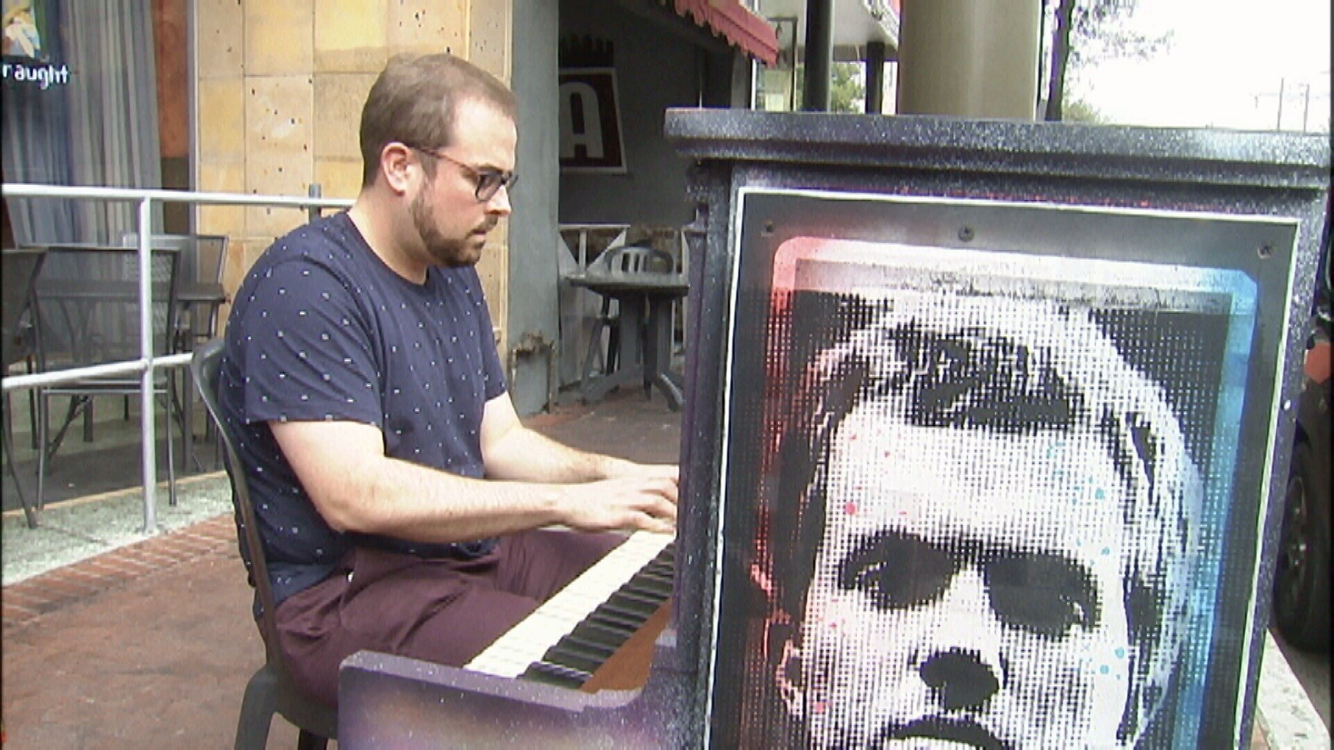 Tucson Living: Downtown piano project