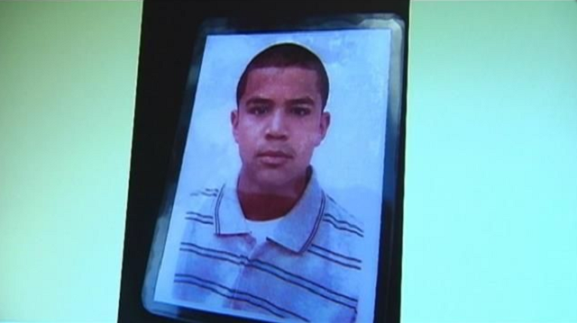 Jose Elena Rodriguez, 16, killed in cross border shooting
