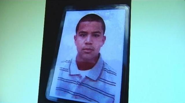 Jose Elena Rodriguez, 16, killed in cross border shooting