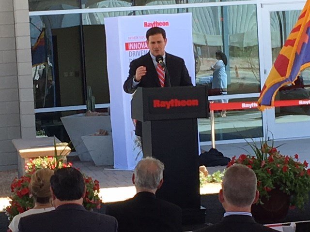 Raytheon expansion set to bring 2,000 jobs to Tucson