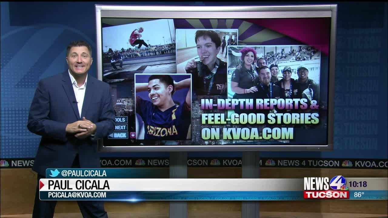 News 4 Tucson >> Home Kvoa Kvoa Com Tucson Arizona