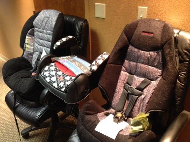 Kristis Kids Car Seat Giveaway