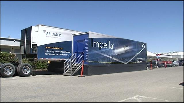 Impella Mobile Learning Lab Rolled Into Tucson During National T