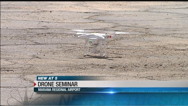 Officials Hold Forum To Answer Drone Flying Questions Kvoa Kvoa