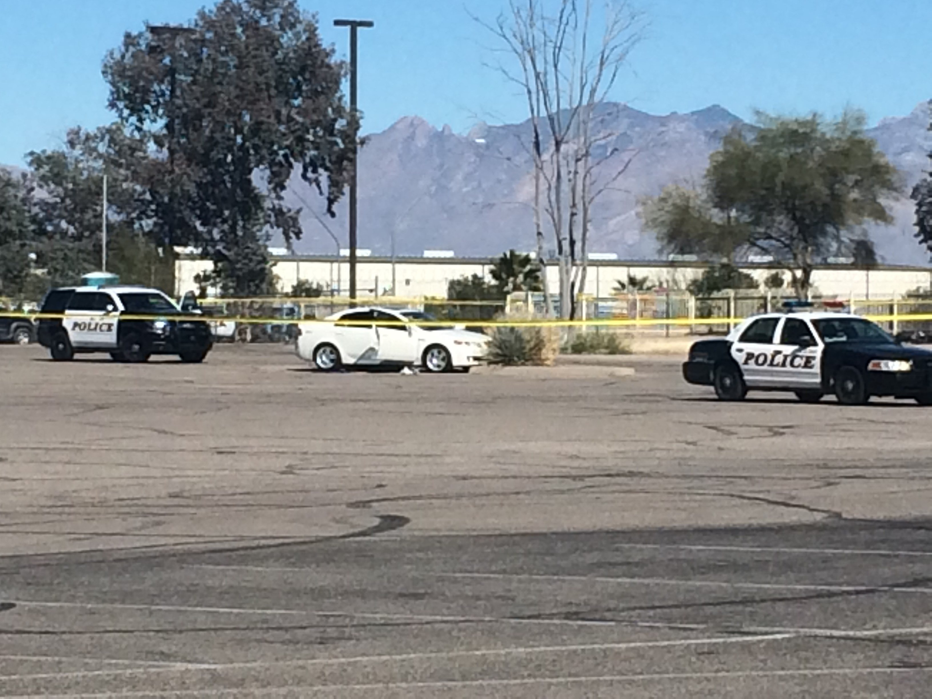 tucson police investigating shooting near nogales hwy valencia