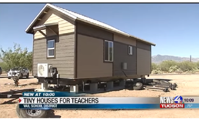 The Vail Unified School District Is Building A Community Of 24 Tiny Houses For Teachers And Staff